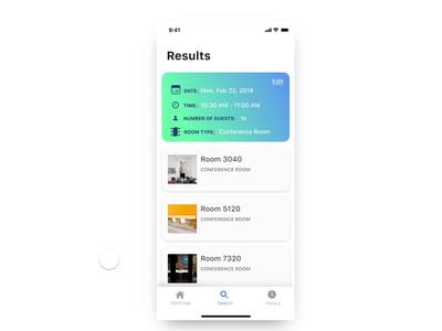 OkGo - Meetings Rooms Scheduler Project