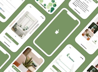 Plantica: Watering Plants App