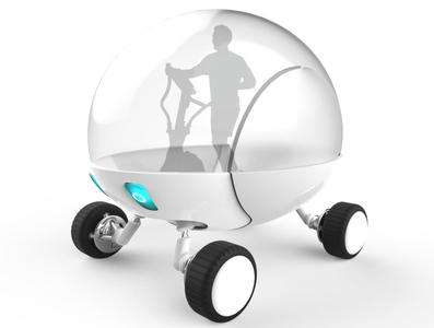Autonomous Exercise Car