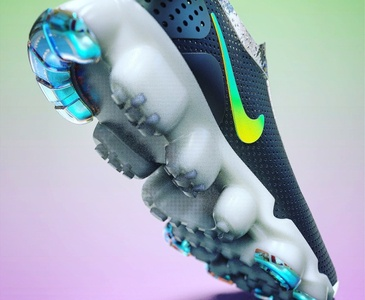 Nike Vapormax Render