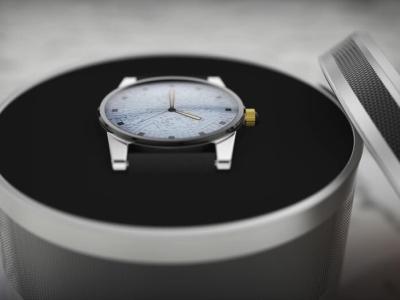 Watch & Packaging Render