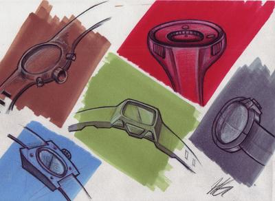Watch Sketches 2