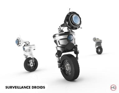 Surveillance Droids