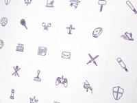 LCG Icon Set