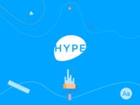 Hype Rebrand