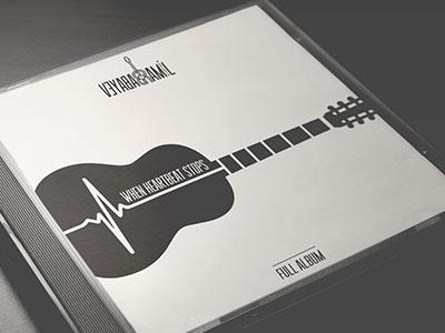 Dribbble cd cover design poster design logo design