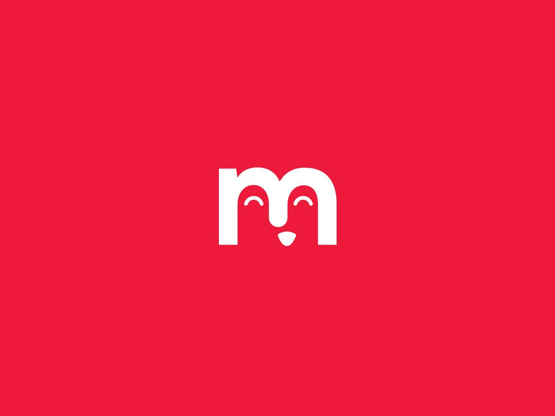 m&emoji emoji logomark mark graphicdesign design logodesign logotype logo