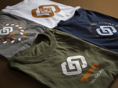 Inligo.ru inligo.ru t-short mockup design logo baduk weiqi go