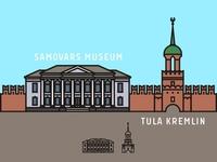 Tula Kremlin & Samovars Museum