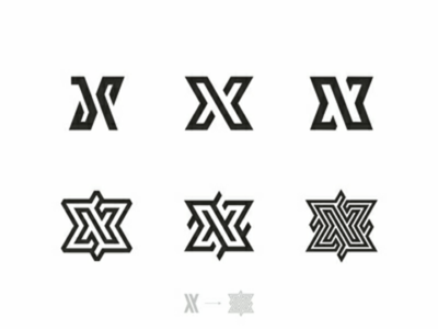 X so different x letter x xy marks xff