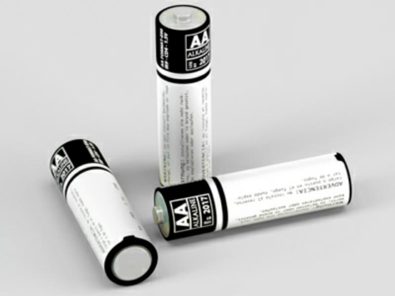 Battery 3d model render 3dsmax battery
