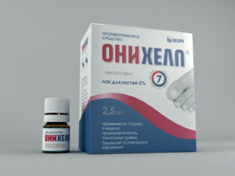 Onihelp 3d render product package