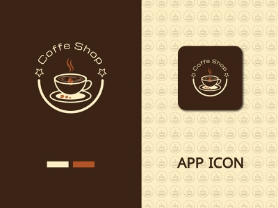 Coffeeshop Logo Design. brandidentity