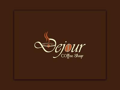 Coffee shop logo design. brandingdesign