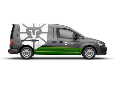 Renew Transfer - Van Wrap