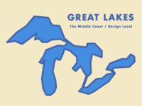 Great Lakes Sketch
