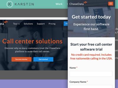 Karsten Rowe Web Design