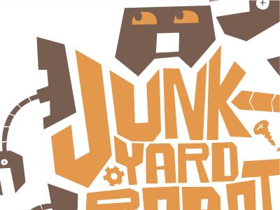 Junkyard Robot