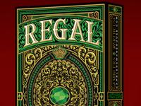 Regal Tuck Box