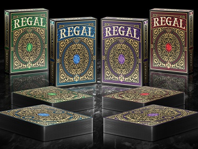 Regal Playing Cards