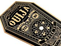 Ouija Coffin Planchette