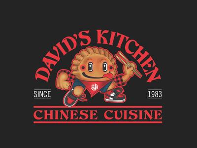 Dei Dei Dumpling Mascot