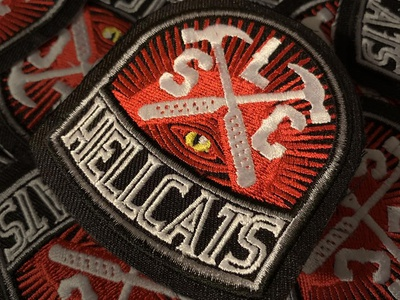 Hellcats initiate patch
