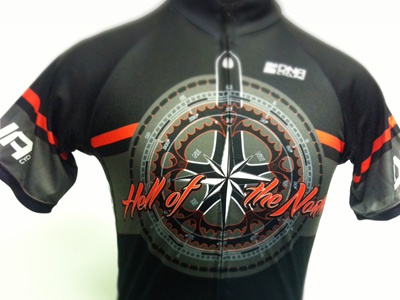 Spandex for Realzies spandex cycling cycling kit cranks compass pentagram hell