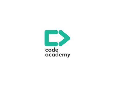 Concept logo for Code Academy graphic design graphicdesign logotype concept codeacademy design illustration branding vector logo