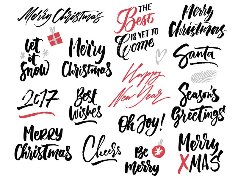 overlays typeandgraphicslab preview 01 - Christmas Overlays