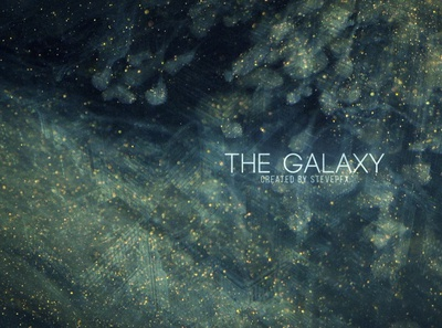 Galaxy After Effects Template