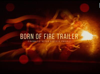 Born of Fire Trailer