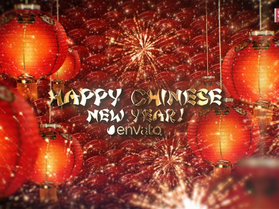 After Effects Template Chinese New Year