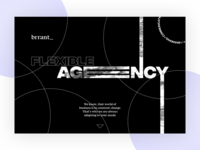 ⚡️ FOR FUN - design agency website ⚡️