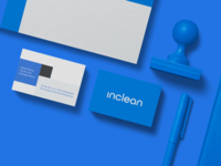 Inclean | Branding for cleaning company