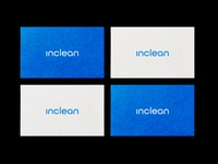Inclean Business Cards