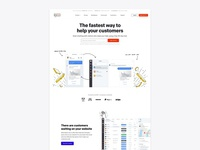 New Homepage - Livechatinc.com