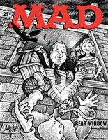 'Rear Window' MAD Magazine mock cover