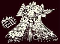Lethal Peanut - Shirt Illustration