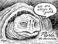 The Neverending Morla