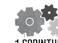 1 corinthians illo/logo