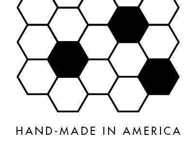 Autumn & Hive Lookbook look-book geometry futura comb hexagon
