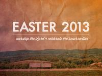 Emergence Easter Screen
