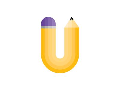 U | #36daysoftype 2020 typography type art goodtype type design type lettering 36daysoftype07 36daysoftype