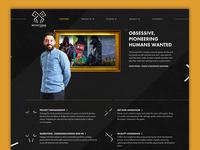Ubisoft Reflections - Responsive Website