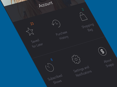 Second Screen App windows android ios ux brand ui app mobile