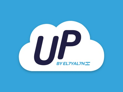 Up (Airline) Rebound rebound up cloud airline sky white blue navy israel airport omnes shadow