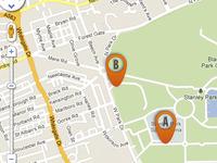 Location Pins