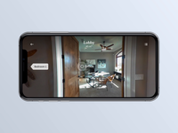 Real Estate iOS App: VR/360 Room Tour