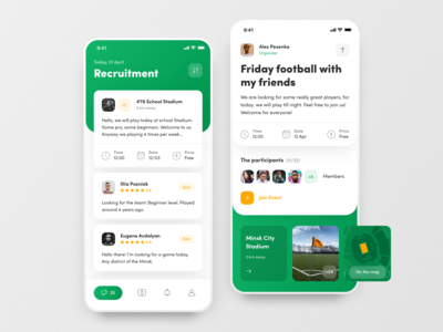 FootPlace: Football Places, Stadiums and Events
